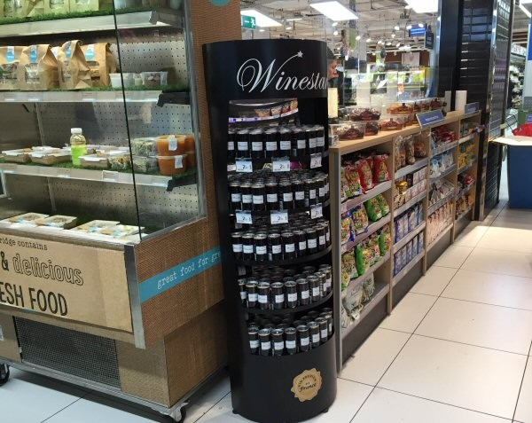 Winestar disponible au carrefour paris porte d auteuil winestar - Carrefour porte d auteuil horaires ...