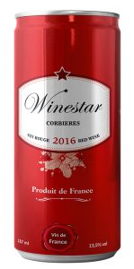 Winestar Corbieres red
